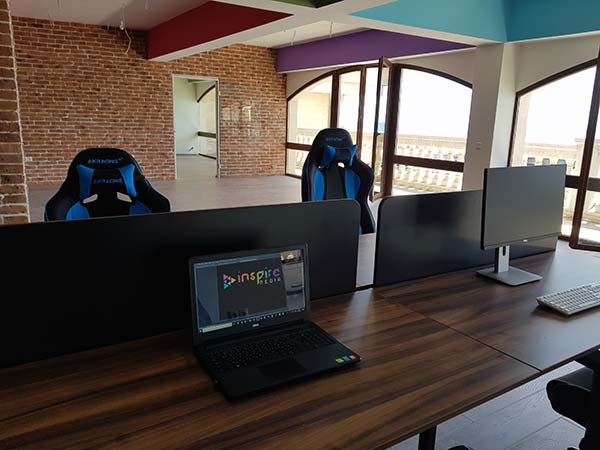 Inspire Media - Varna office